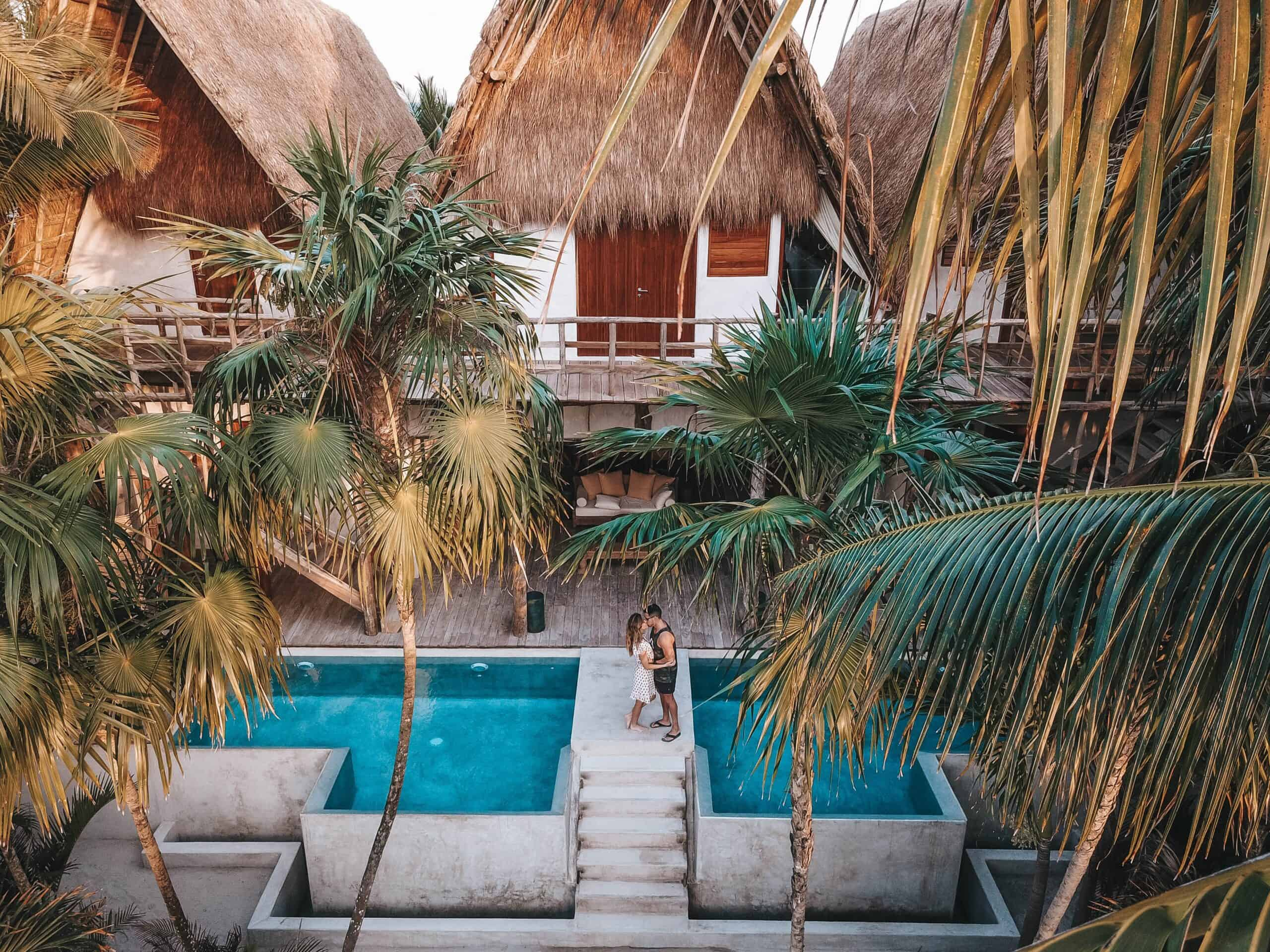 best area to stay in tulum hotel